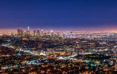 Landscape City Night Building Manhatton Ultrahd 4k Wallpaper