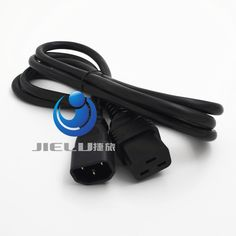 93.80$  Watch here - http://ali59u.worldwells.pw/go.php?t=32665716688 - High Quality C14-C19 Extension Cord,3X1.5mm square Power Wire,13 FT C14 Female To C19 Male PDU Extension Cord C14-C19 Cord , 93.80$