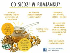 Co jest w rumianku Health Diet, Health Fitness, Manicure At Home, Slow Food, Home Recipes, Nutrition Tips, Healthy Tips, Healthy Lifestyle, Food And Drink