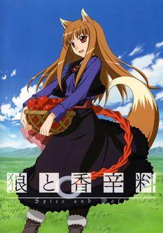 Spice and Wolf interesting manga adapted from light novels by Isuna Hasekura