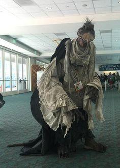 San Diego Comic-Con 2015 Cosplay - Skeksis The Dark Crystal