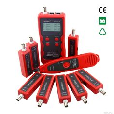 97.68$  Watch here - http://aliskf.shopchina.info/go.php?t=32479043128 - Cable length tester Free Shipping NF-868W Multipurpose digital Cable Tracker for Length test/Finding English Version 97.68$ #magazineonlinebeautiful