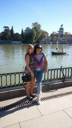 With Nina 💜♥💜