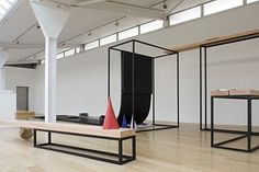 Claire Barclay exhibition is a must-see By James Garner