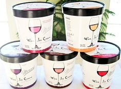 You can even consume wine in ICE CREAM FORM. | 23 Excellent Reasons To Drink More Wine
