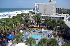 Tradewinds Resort St. Pete Beach. I want to be there NOW!