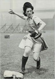 Morris Museum Puts Spotlight on Women's Baseball - NYTimes.com | #myfreedommyfamily