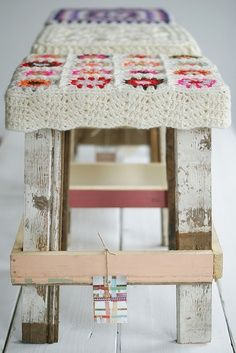 Wood and stool creations