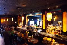 Bar Dogwood / 1644 Telegraph Avenue