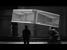 Projection Mapping And Robots Combine In Bot & Dolly's New Film #gmunk #touchdesigner