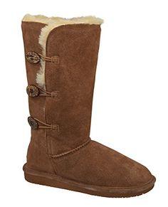 Amazon.com   BEARPAW Women s Lauren Tall Winter Boot   Mid-Calf 4520b211a1