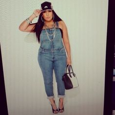 f5668c4103dce Five Plus Size Denim Overalls to Play In