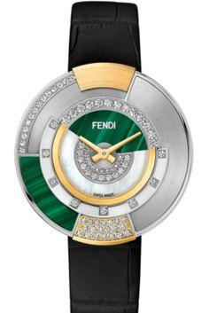 Fendi jewel boasts the signature of Delfina Delletrez