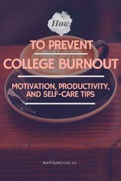 How To Prevent College Burn Out How to prevent college burnout. It's easy to get burned out in college. Here are ways to balance your life and motivate you to be productive and healthy. – College Scholarships Tips Grants For College, College Success, Financial Aid For College, Online College, Scholarships For College, Education College, College Students, College Tips, College Planning