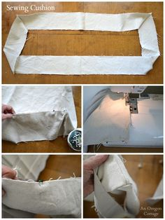 DIY Tufted French Mattress Cushion {Ballard Catalog Knockoff} –...