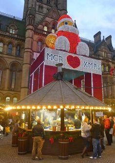 Manchester Christmas Markets I'm toooooo excited!