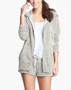 The coziest hoodie. Seriously.