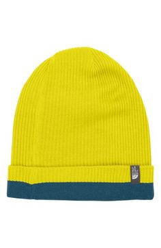 The North Face Women's 'Pete N Repeat' Reversible Beanie - Green
