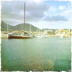 Saint Kitts - so pretty!