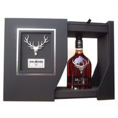 Dalmore 25 Year Old Single Malt Whisky  ($590)