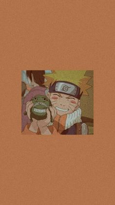 Naruto My baby Cartoon Wallpaper, Naruto Wallpaper Iphone, Wallpapers Naruto, Mood Wallpaper, Cute Anime Wallpaper, Animes Wallpapers, Cute Wallpapers, Anime Naruto, Art Naruto