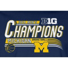 2014 Men's B1G Conference Basketball Champions t-shirt from the mden.com