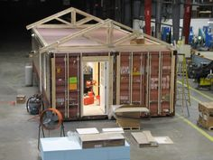 Steel Modular Buildings   Shipping Container Homes   Intermodal Steel Building Units   SnapSpace Solutions-SR