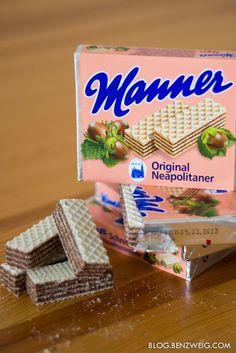 Manner neopolitan wafers
