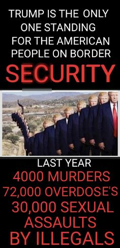 Wake Up America. Eventually it will be your Family not a statistic! Trump American, American Pride, Conservative Values, Vote Trump, Greatest Presidents, Political Quotes, Trump Train, Trump Pence, Creepy Stuff
