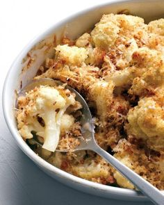 Cauliflower Gratin Recipe