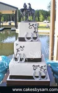 western themed wedding cakes - Google Search