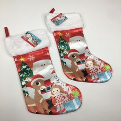 Kids Cartoon Characters, Cartoon Kids, Santa Doll, Xmas Stockings, Holiday Movie, Rudolph The Red, Red Nosed Reindeer, Christmas Themes, Dolls