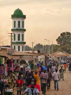 Gambia. Banjul
