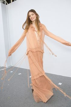 Chloé at Paris Fashion Week Fall 2015 - StyleBistro