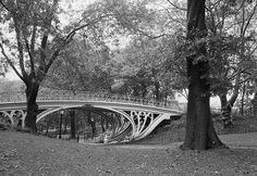 Gothic Bridge, Central Park