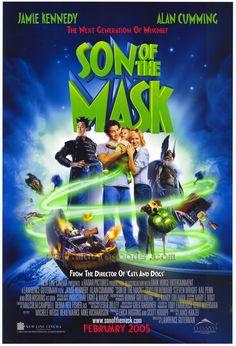 #SonoftheMask,2005 #filmTrailersWorld  http://filmtrailersworld.blogspot.rs/2016/02/son-of-mask-2005-trailer.html #JamieKennedy, #TraylorHoward, #AlanCumming #Movie