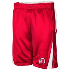 Utah Utes Basketball Shorts - Men