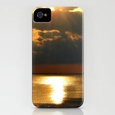 You Added Color to My Sunset iPhone Case by RDelean   Society6