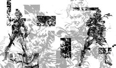 """Metal Gear Solid 3 Snake Eater 24 x 40"""" Video Game Poster by kitschaus on Etsy https://www.etsy.com/listing/170955266/metal-gear-solid-3-snake-eater-24-x-40"""