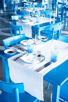 Enjoy the swoon-worthy decor at Ristorante Il Riccio in Anacapri - C'est Angelique - A Travel + Lifestyle Blog