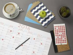 Dezeen has teamed up with online retailer Evermade to give readers the chance to win a 2016 wall planner with global events for every day of the year Wall Planner, Year Planner, 2016 Calendar, Calendar Design, Fun Events, Easy Gifts, Cool Walls, All Sale, Getting Organized