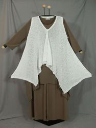 Shape suitable for handwoven fabric