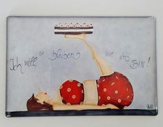 """Das Motiv """"Torte"""" auf Magnet cm x 7 cm - Bilder - Holiday events Aging Quotes, Note To Self, Book Illustration, Holidays And Events, Art Drawings, About Me Blog, Cartoon, Holiday Decor, Cake"""