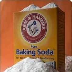 Meat Tenderizer: 1/2 tsp. baking soda per pound of meat. When cooking with a tough cut of meat add the baking soda alone first. Use your fingers to rub it over the meat. Wait 20 minutes and then rinse thoroughly to remove any baking soda flavor before adding other marinade ingredients. Great to use for beef with broccoli recipe! :D