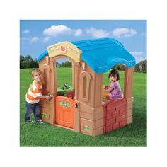 Step2 Play Up Picnic Cottage Playhouse 716700,    #Step2_716700