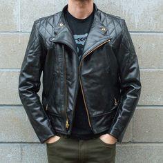 Vanson Chopper Jacket - Jackets - Riding Gear | Town Moto