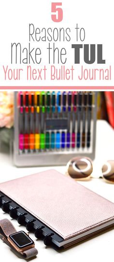 Time to buy your next bullet journal? Check out all of the features that make the TUL™ Discbound Notebook perfect for all of your bullet journal needs. Bullet Journal For Beginners, Bullet Journal How To Start A, Bullet Journal Layout, Bullet Journal Inspiration, Bullet Journals, Bujo, Planners, Discbound Planner, Planner Organization