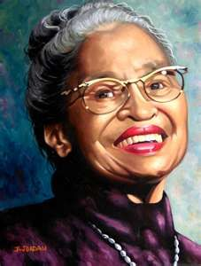 rosa parks on december 1 1955 in montgomery alabama parks refused