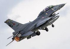 General Dynamics F-16D Fighting Falcon, Turkish Air Force