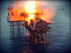 Blowout and Consequent Fire onboard Offshore Platform - Investigation Report
